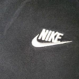 Mens Medium Nike Jogger Black Sweatpants